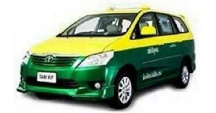 รถแท็กซี่ รับส่งสนามบิน